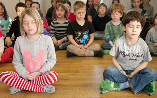 Mindfulness for Families at North Sashabaw Elementary School