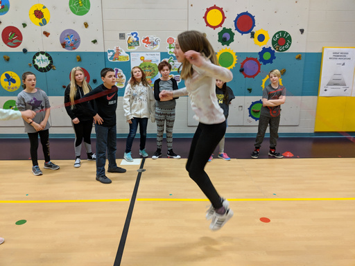 NSE Awarded $13,500 Playworks Grant