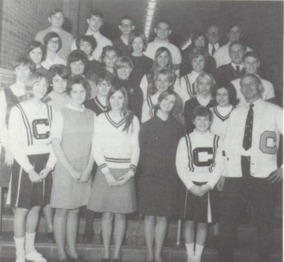 Welcome Back, CHS Class of 1968
