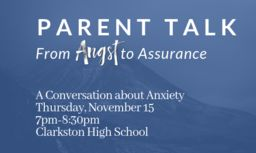 From Angst to Assurance: A Conversation about Anxiety