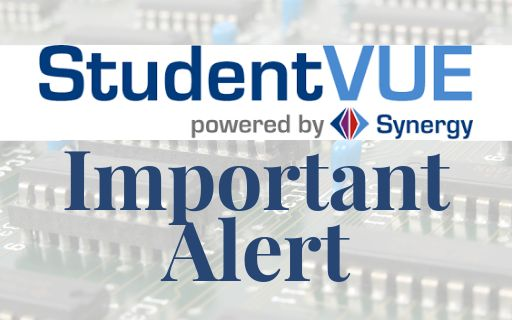StudentVue Technical Issue