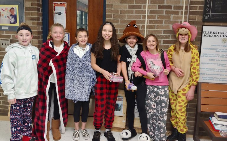 Sixth Graders Raise Nearly $2,000 for Clean Water