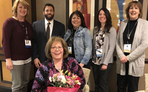 Deborah Clement Named MASPA Outstanding HR Support Staff Person of the Year