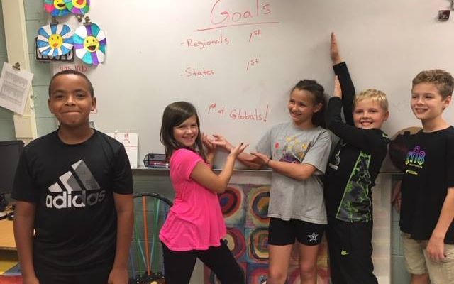 Destination Imagination Teams Advance to State Contest