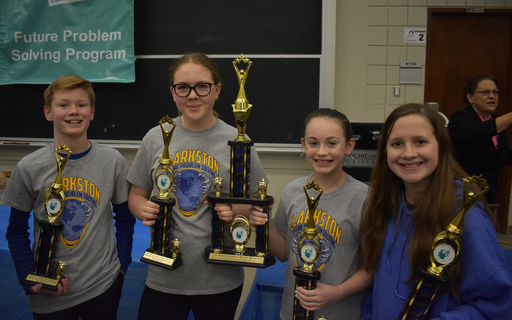 Future Problem Solvers Win at State Bowl