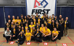 CHS Team RUSH Wins Quality Award