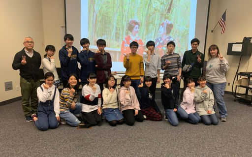 CHS Welcomes Japanese Exchange Students