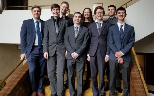 Clarkston Business Professionals of America (BPA) Students Advance to Nationals