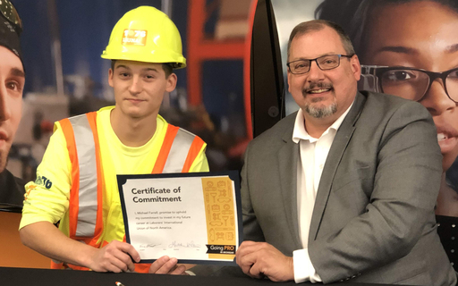 CHS Students Go Pro with Skilled Trades Apprenticeships