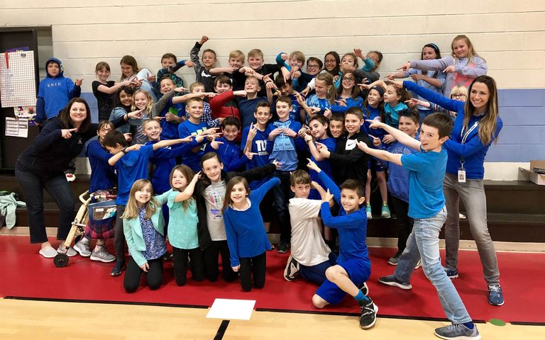 Bailey Lake Student Spreads Autism Awareness