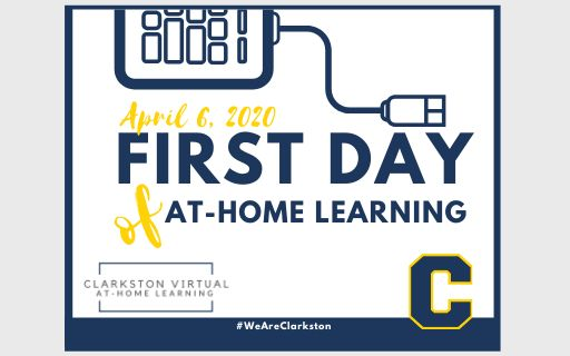 Ready for Clarkston Virtual At-Home Learning?