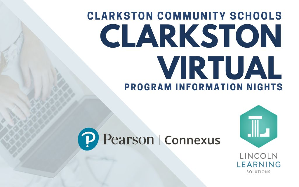 Clarkston Virtual Information Nights