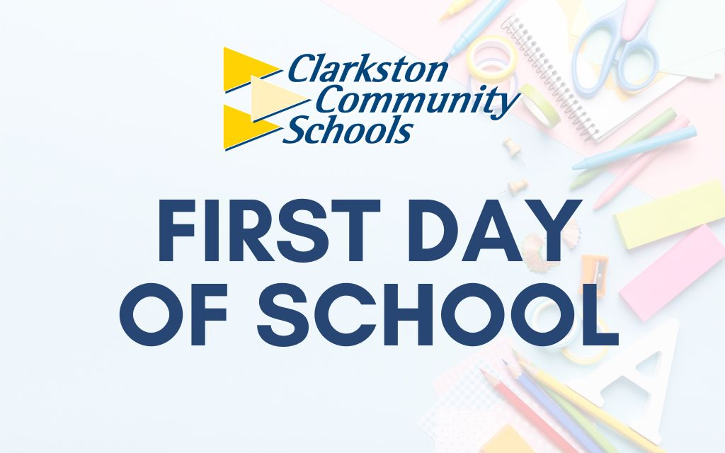 First Half Day of School September 8
