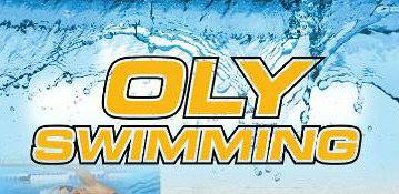 OLY Swimming logo