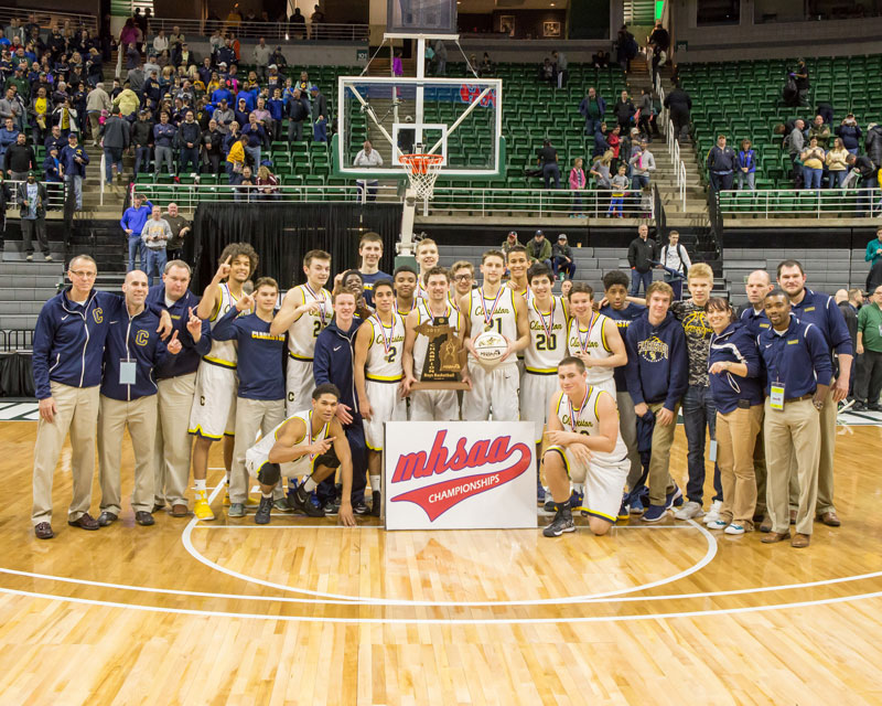 2017 Basketball State Champs