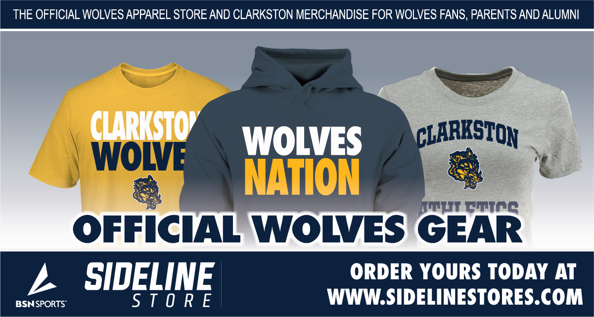 cd444685 Spirit Wear - Clarkston Community Schools